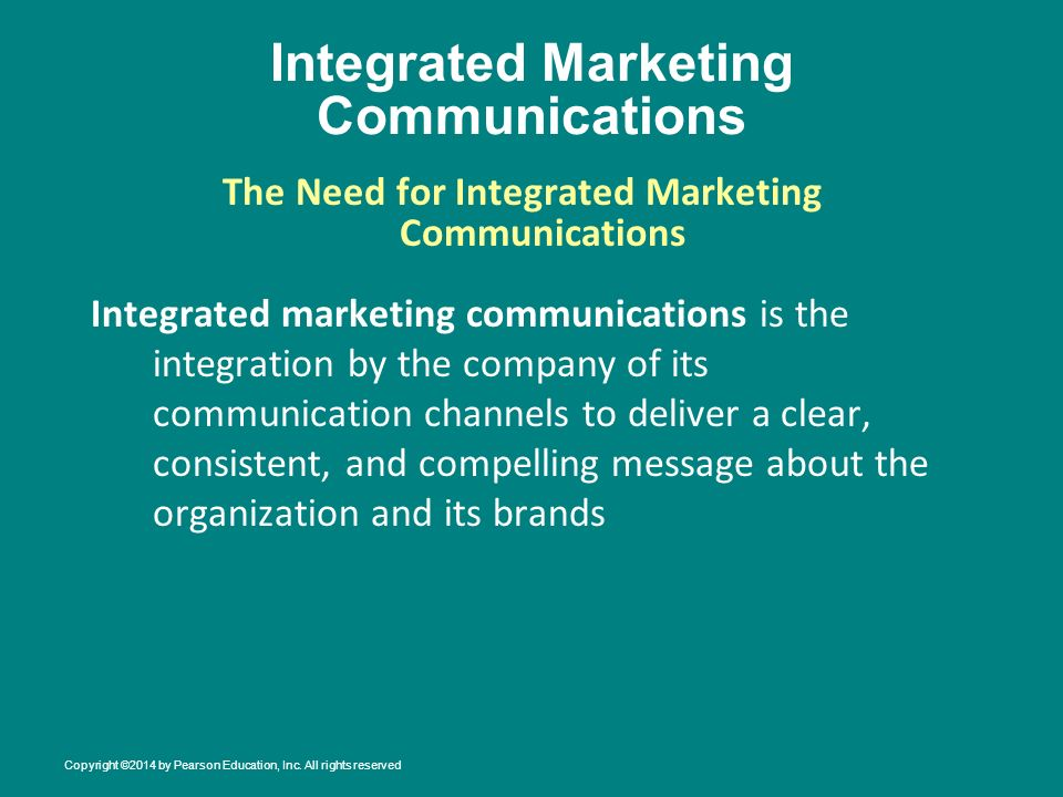 Legal issues in integrated marketing communication