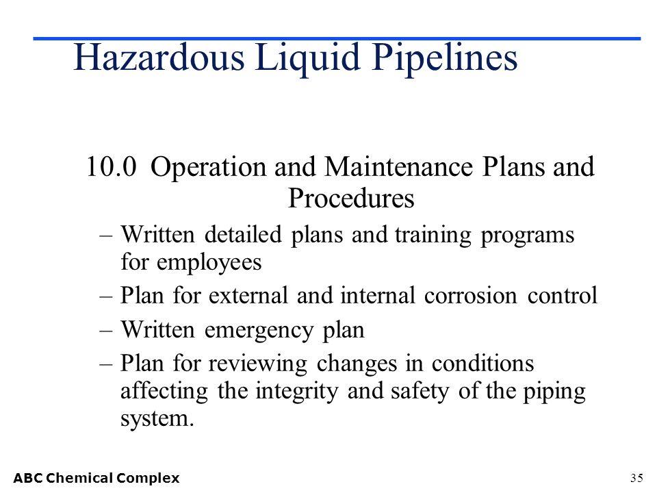 Hazardous liquid pipelines ppt video online download hazardous liquid pipelines sciox Choice Image