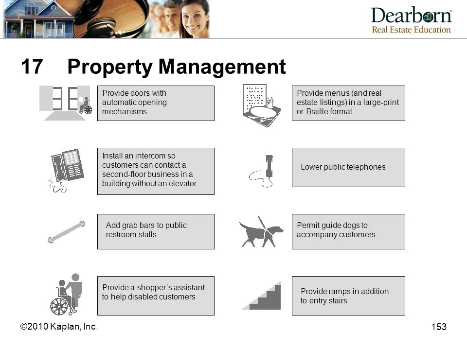 17 Property Management ©2010 Kaplan, Inc.