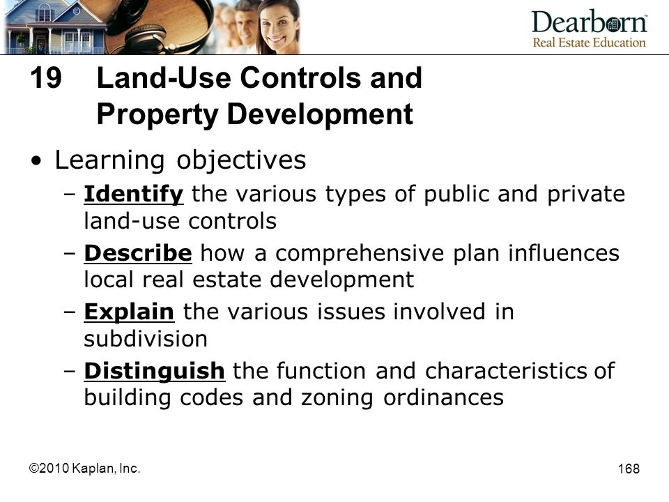 19 Land-Use Controls and Property Development