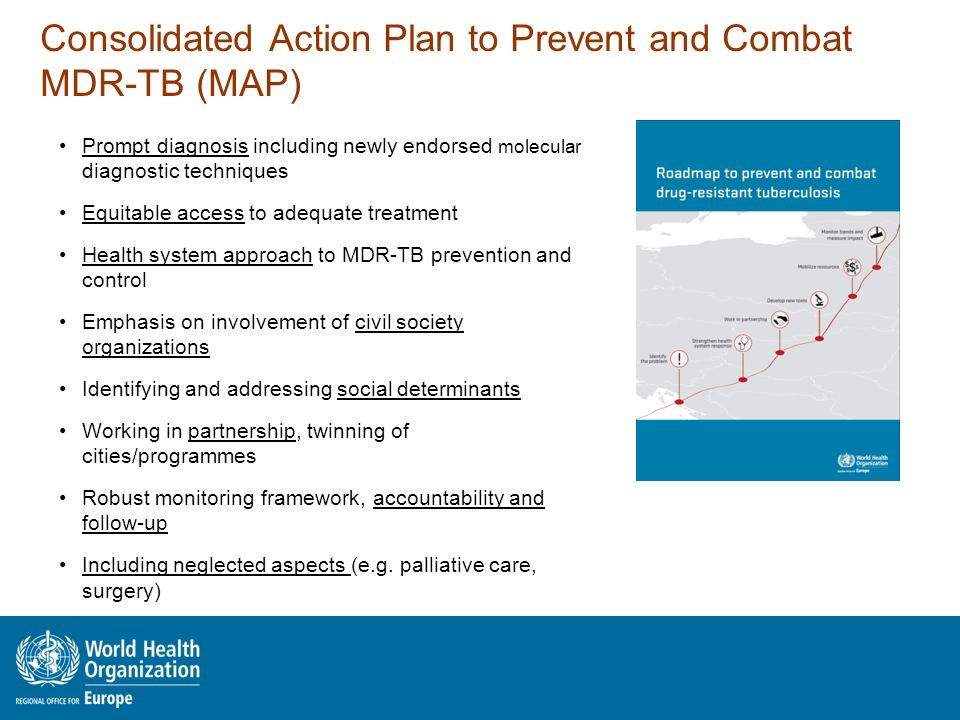 Tuberculosis action plan