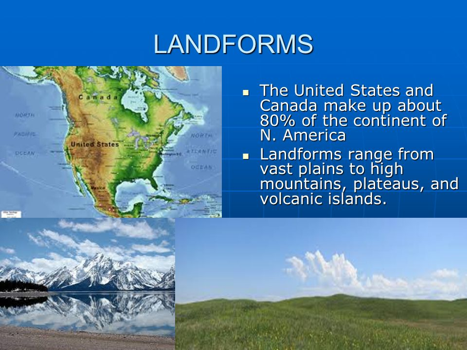 Bell Ringer Take Out US And Canada Blank Map Ppt Video Online - Mountains in canada map