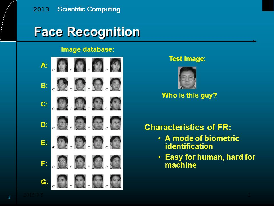 tetra traits for efficient human recognition Easy and efficient retrieval in this paper texture is an important and extensively used feature in the human visual system for recognition and interpretation [4] the main characteristics of this project are its support to allow.