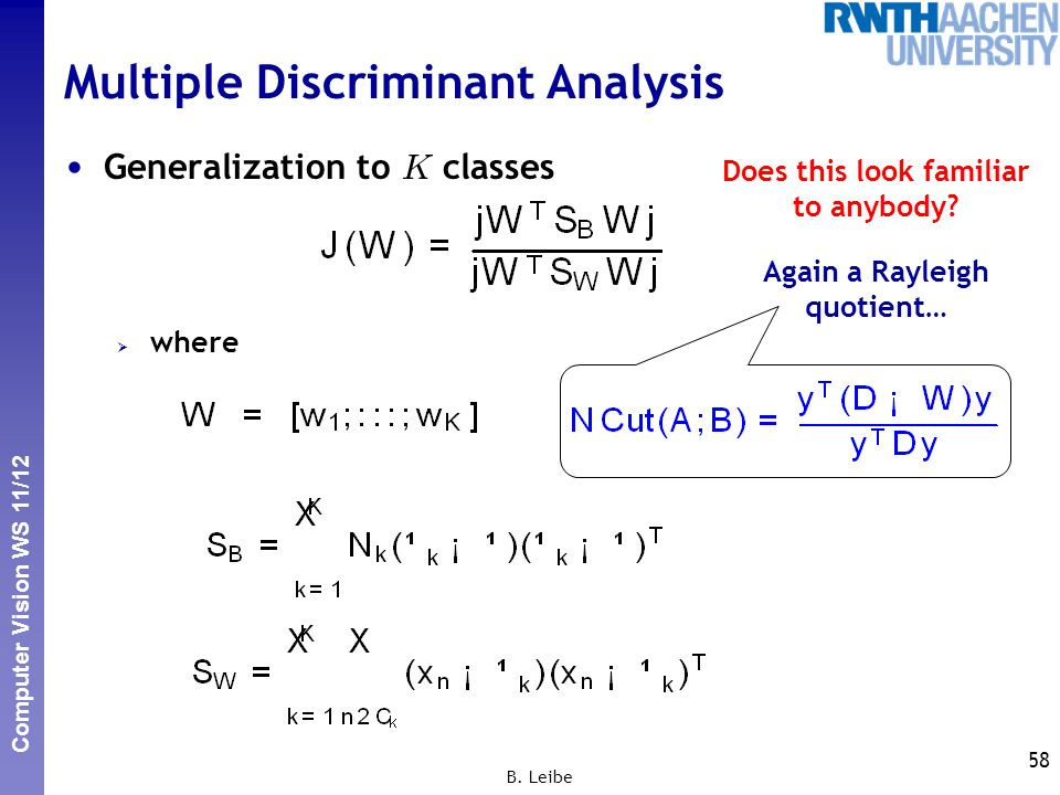 multiple discriminant analysis Mobile shopping motivation : an application of multiple discriminant analysis / yang, kiseol kim, hye young in: international journal of retail and distribution.