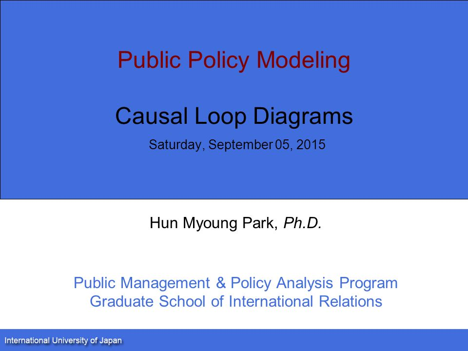 public policy modeling causal loop diagrams friday april 21 2017 - Causal Loop Diagram Software Free Download