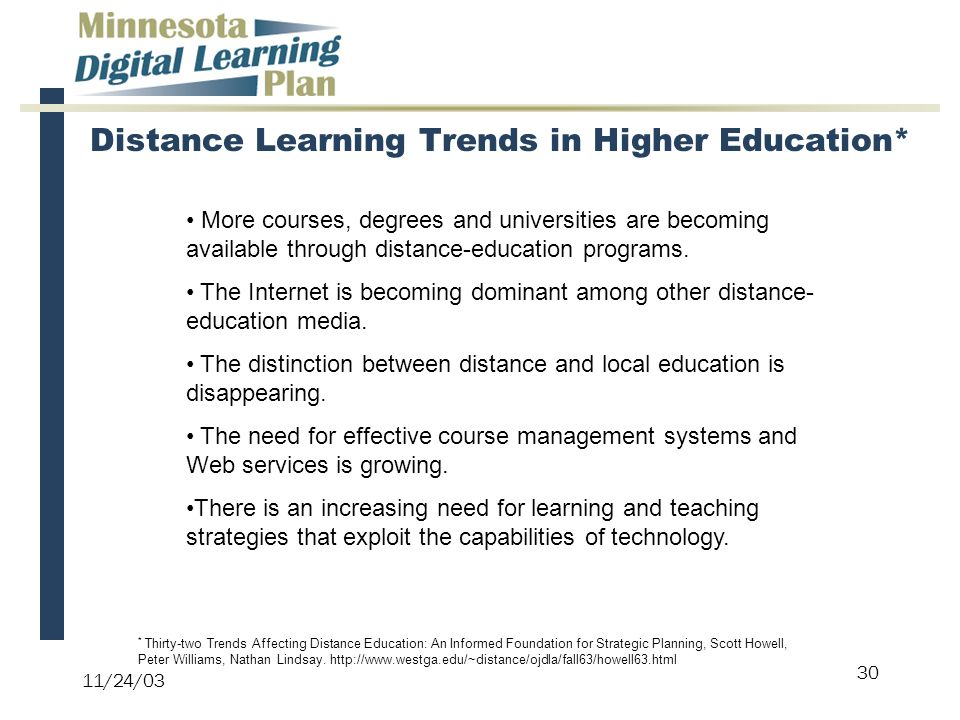 is distance learning as effective as Many of them have established more effective modes of communication in their distance learning programs to compensate the many distance learning course developers make use of the internet to provide up-to-date distance online learning has expanded communication options used by.
