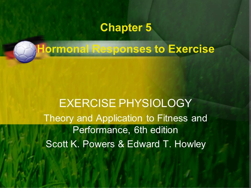 exercise physiology scott powers pdf free download