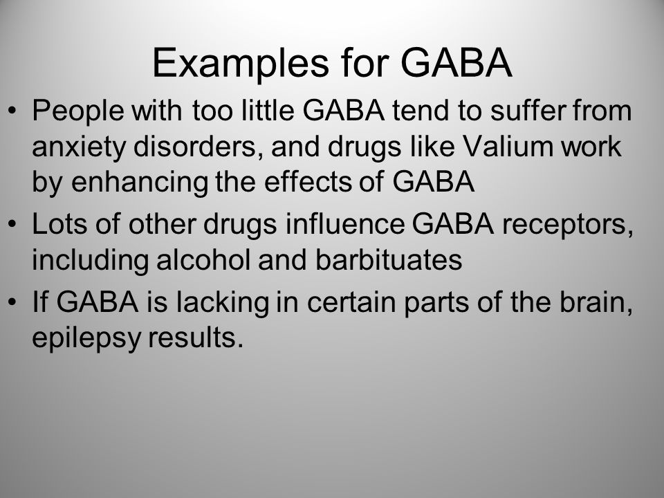 Is gaba good for anxiety