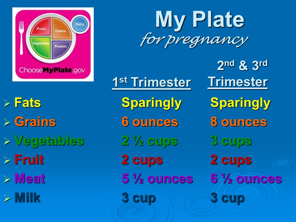 Pregnancy and nutrition ppt download for Eating fish during pregnancy first trimester