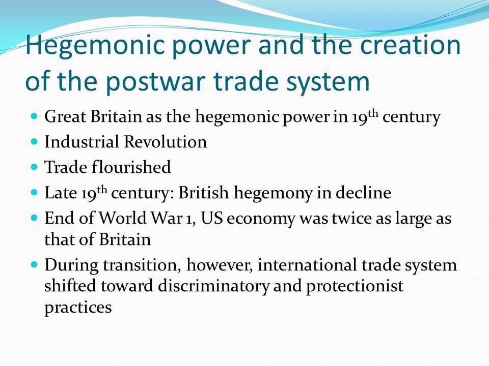 us hegemonic power in decline History assignment help, the decline and fall of the us, what levels of analysis work best in explaining the decline of us hegemonic power.