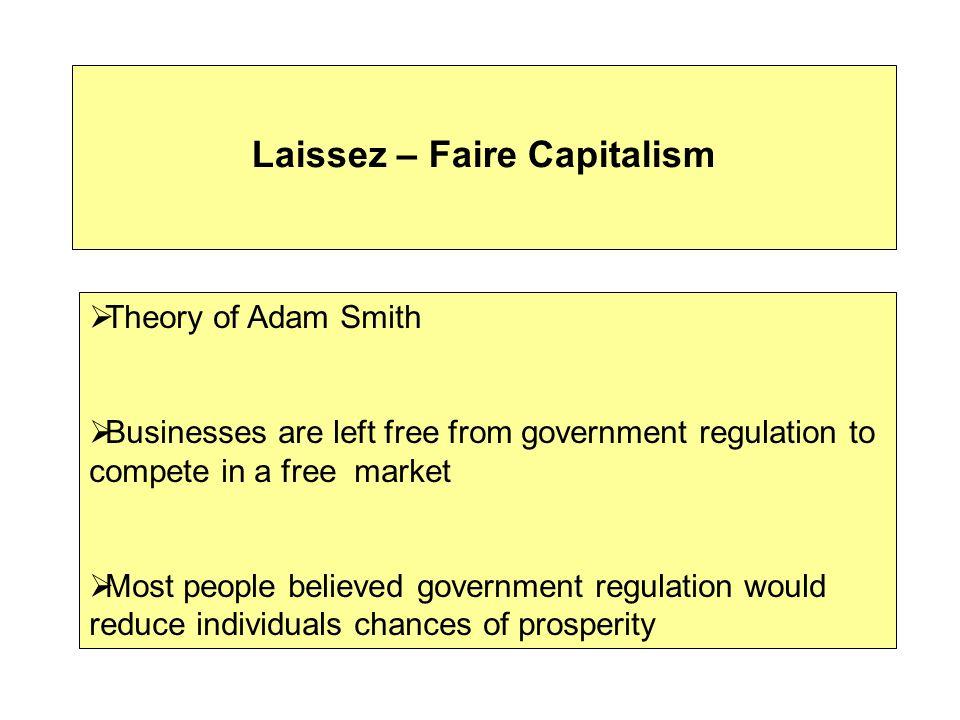 laissez faire theory - photo #17