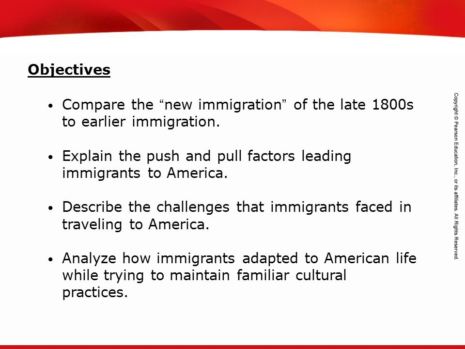 the challenges and issues faced by the hispanic immigrants in the united states This essay explores the struggles for equal educational opportunities for american latino in the united states mexican immigrants, and.