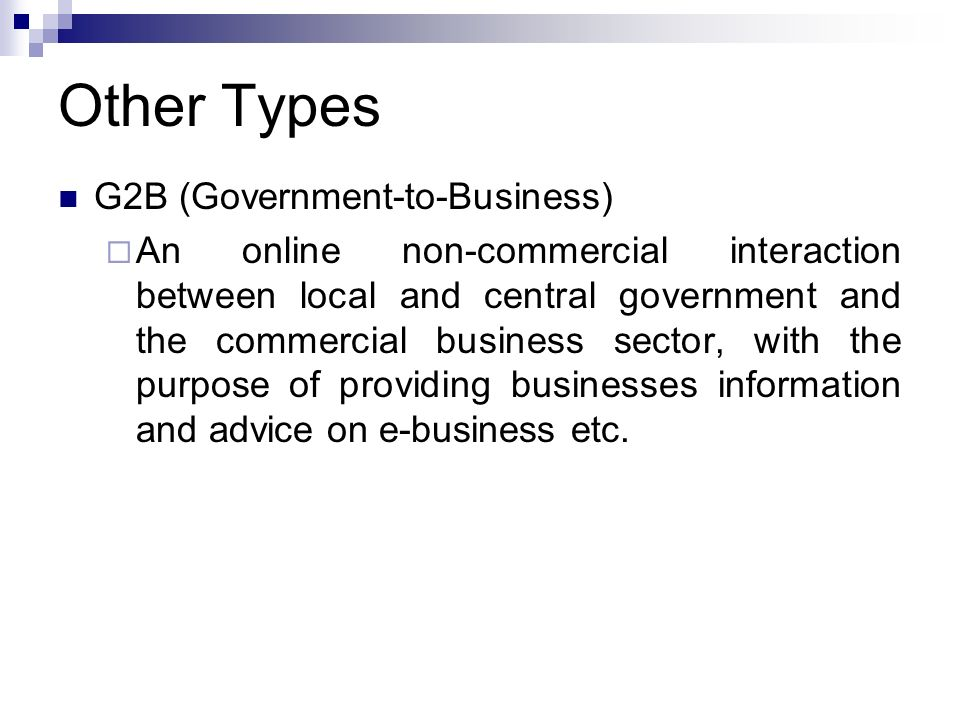 a report on the types of electronic businesses available The group engages in business activities in all parts of the world and in a wide  range  in the company, but as of the issue date of this report it still controls  more than  some necessary materials, however, are available only from  specific suppliers  under ifrs goodwill is not amortized, and a different  method is used to.