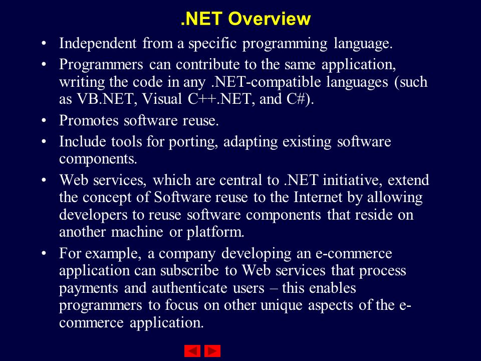 writing web applications