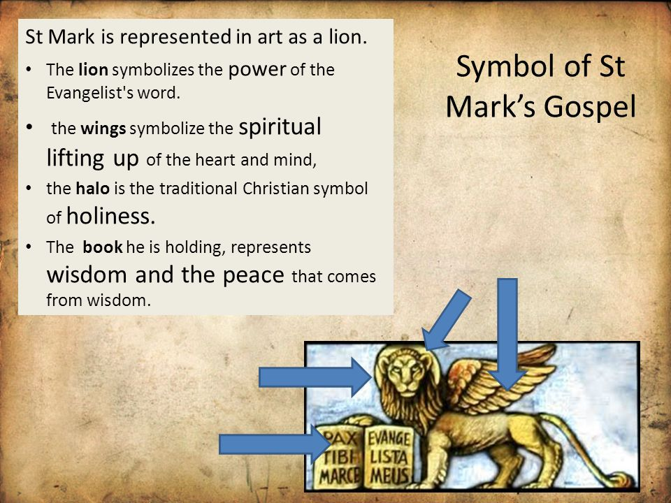 Mark Was A From Who Wrote His Gospel In Ppt