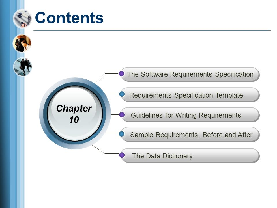 writing software requirements