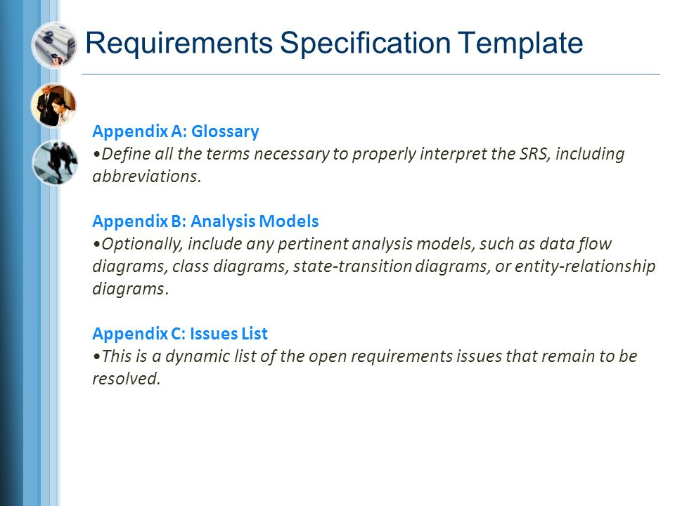 appendix a glossary define all the terms necessary to properly