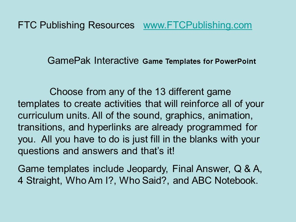 let's review with a game of jeopardy - ppt video online download, Modern powerpoint