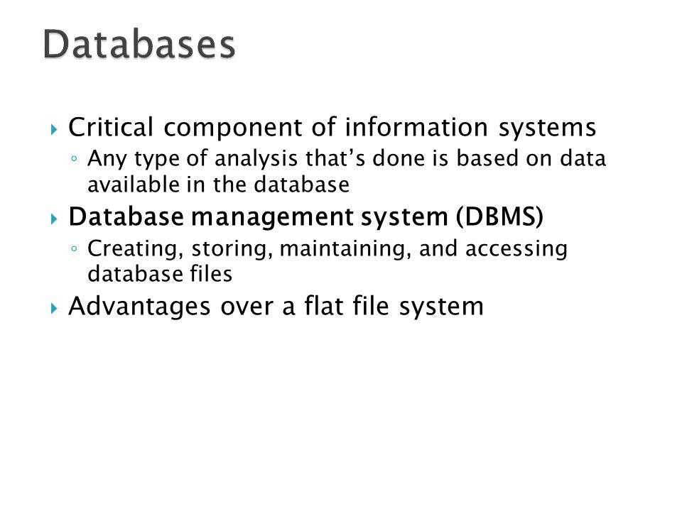 Mis Database Systems Data Warehouses And Data Marts Mbna