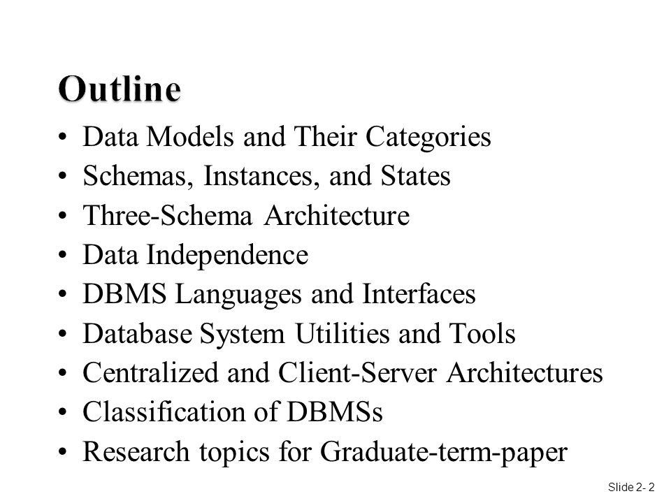 relational database concepts and applications research paper essay Analytics, its application, advantages, and limitations  according to a report by  international data corporation (idc), a research  relational database  management system (rdbms) is the traditional method of managing  machine  learning algorithms along with a good support for reading and writing in  distributed.