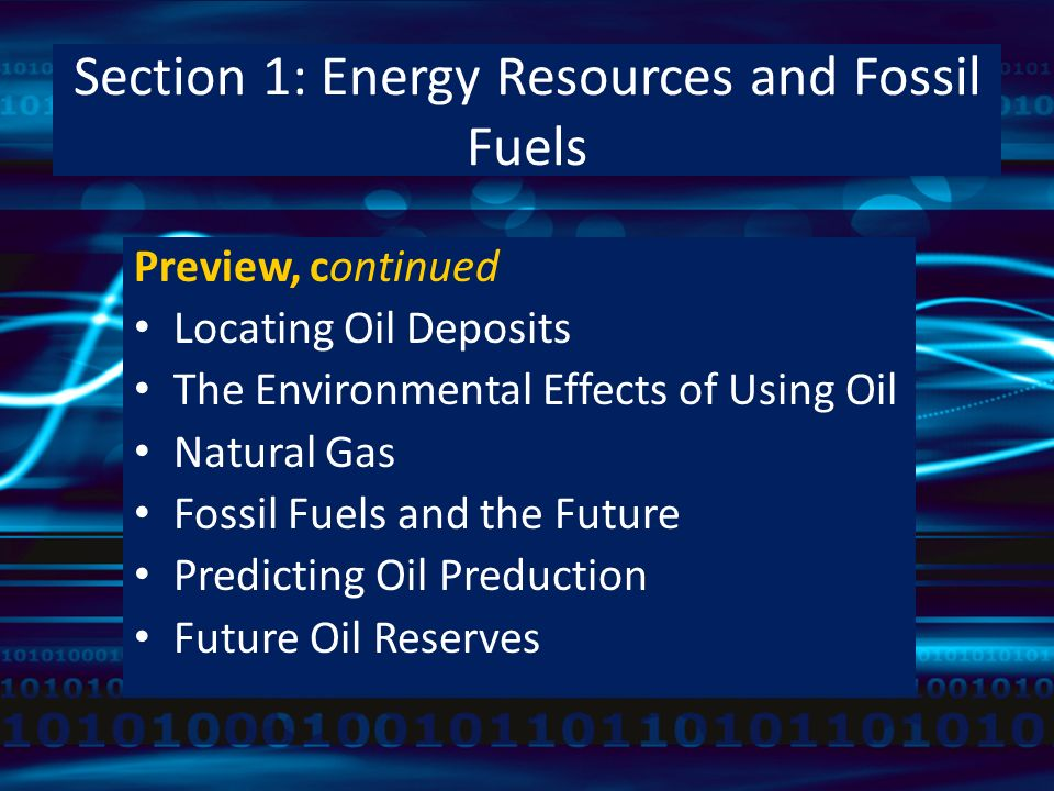 the impact of using fossil fuels for transportation? The follow studies provide an extensive analysis of fossil fuels as an energy resource, their impact on markets, and their importance in energy policy debates below these studies is an in-depth overview of fossil fuels.