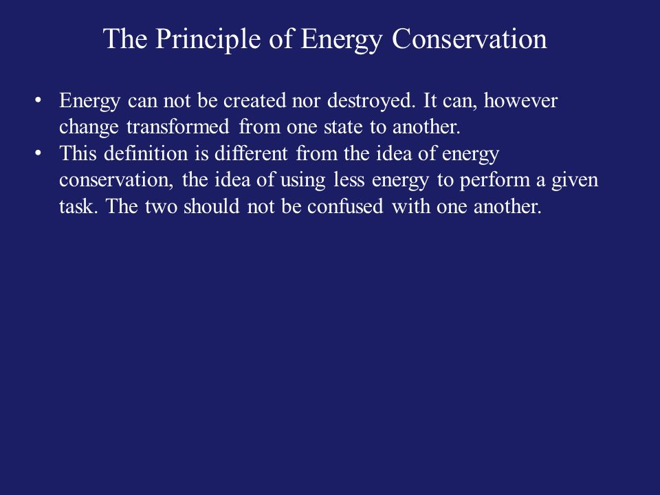 Energy and the Environment - ppt download