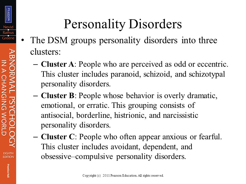 schizotypal and narcissistic personality disorders Schizophrenia and schizotypal personality disorder sound similar and they are often confused to complicate matters, people with schizotypal personality disorder may develop schizophrenia and it is pretty difficult to tell when the former becomes the latter.