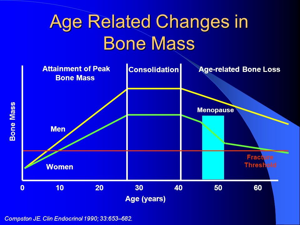 peak bone mass and its relationship to osteoporosis pictures
