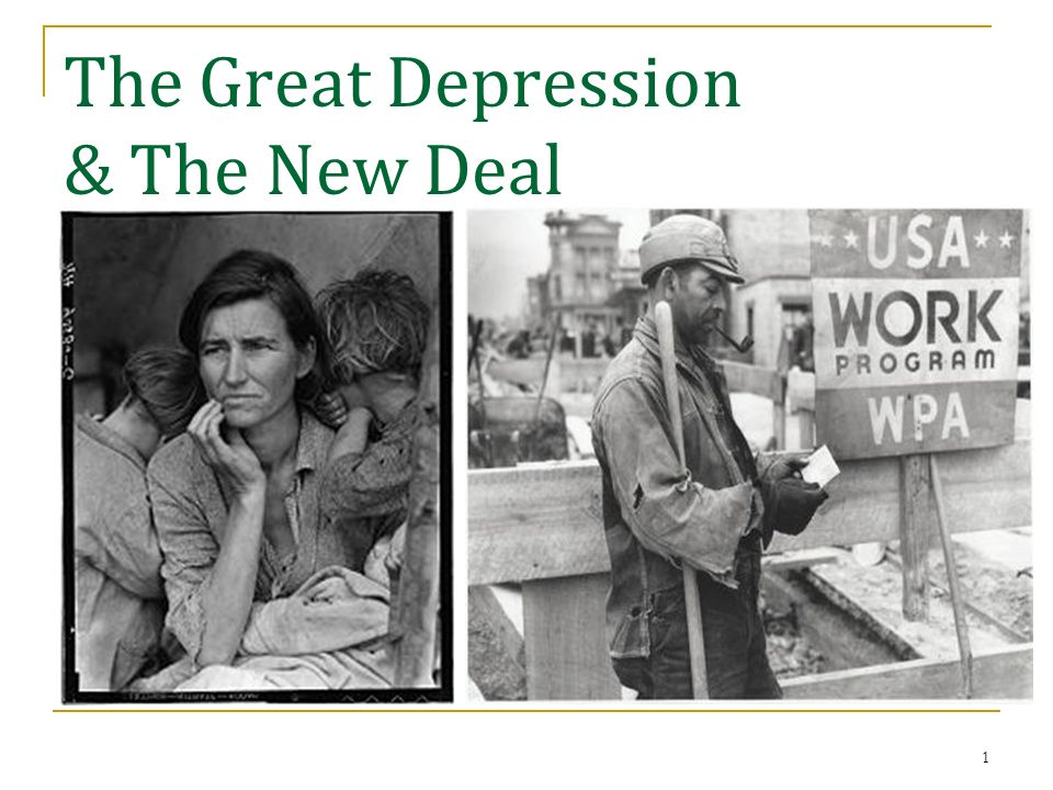 "the new deal the depression and How roosevelt and his new deal prolonged the great depression - franklin d roosevelt was a lawyer, not an economist or business man, and ""fdr appeared to be utterly ignorant of economics"" for the great depression in the 1930s the american government needed an economist, not a lawyer."