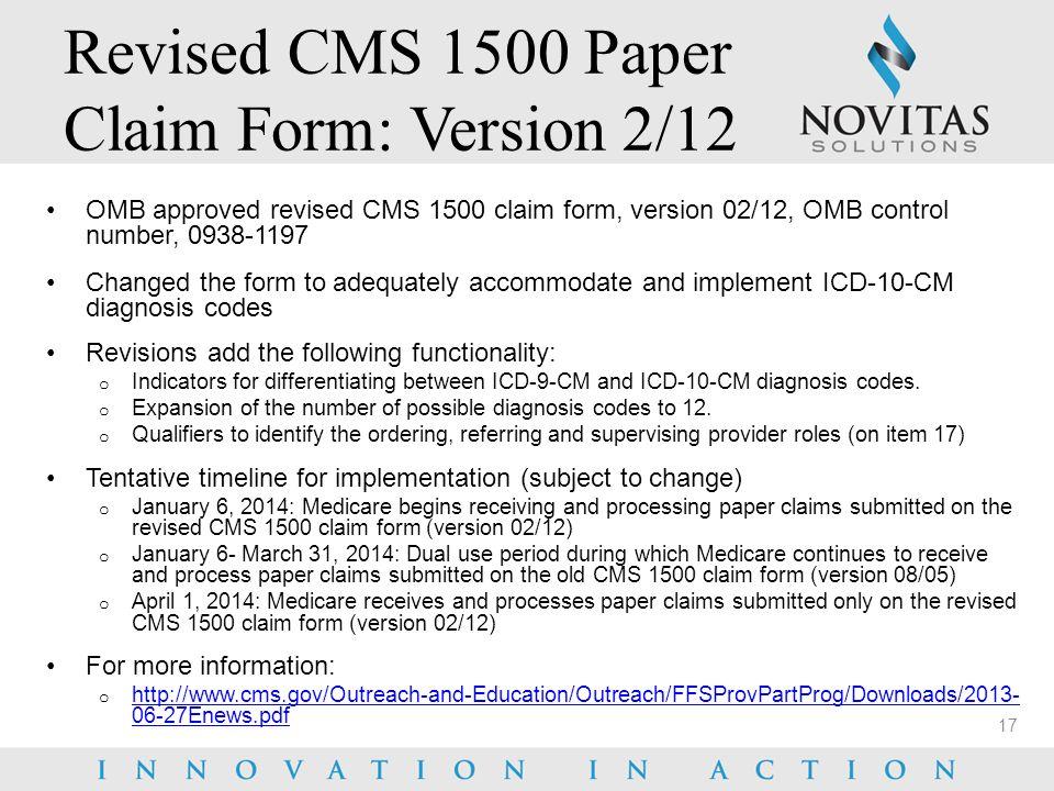 Novitas Solutions 2014 Medicare Update - ppt download