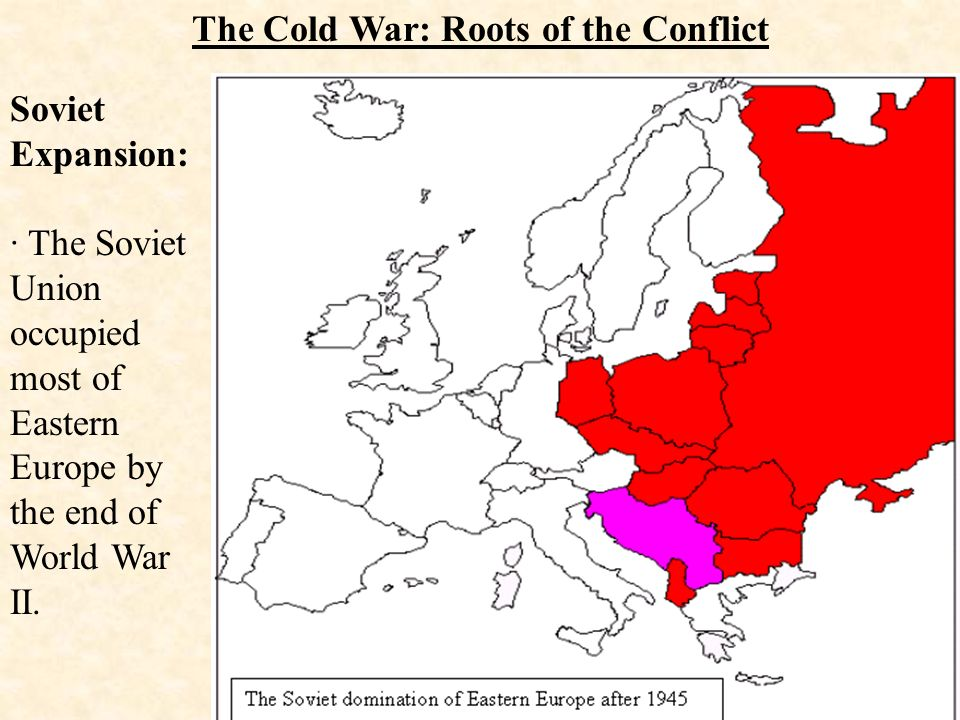 cold war objectives Billy graham and the cold war ©2015 bgea 01039 an east german officer walks with billy graham  ncscos objectives national curriculum standards for.