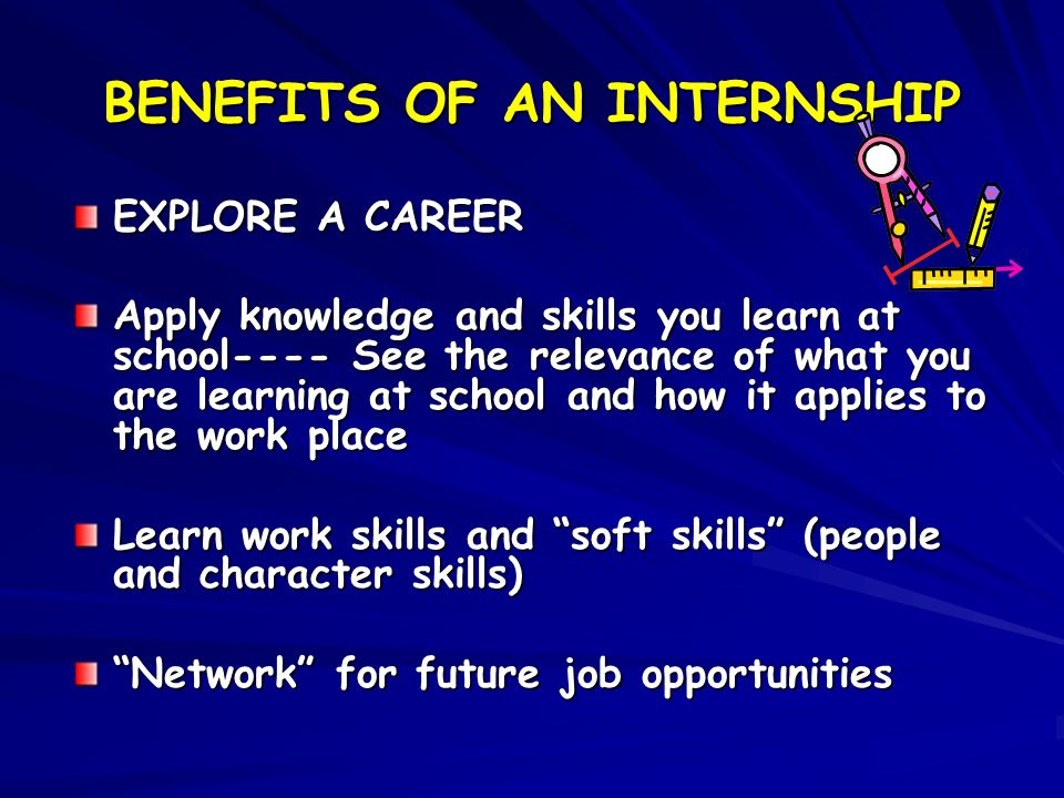 guidelines for the 4 2 internship program