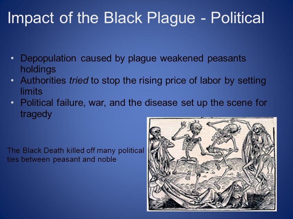 "an analysis of the social and economic effects of black death on europe ""black death, agitator to the renaissance""  after the cleansing effects of the black death  previously, once in 1300 bc and again in 541 ad21 the dark ages had brought about the social and economic conditions that allowed the plague to reemerge and tear through the continent."