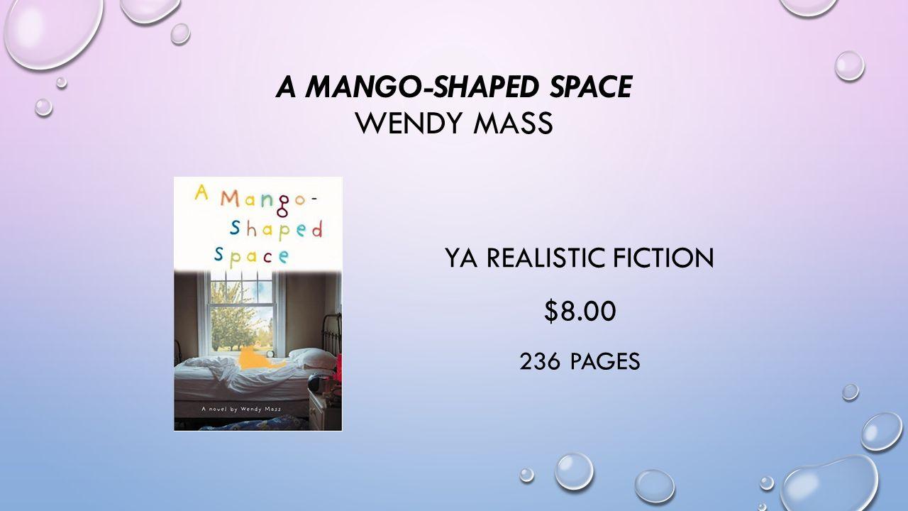 A Mango Shaped Space Movie