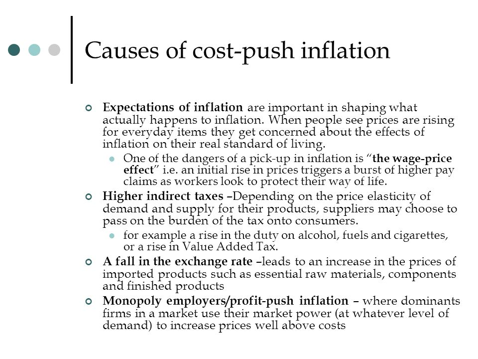 Types of inflation (and deflation) - ppt video online download
