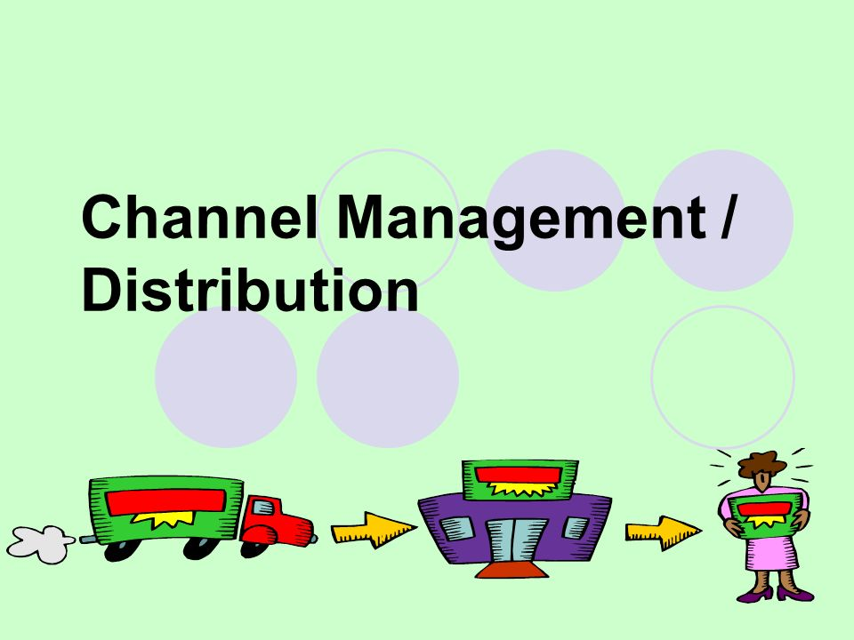 "project on distribution channel management This project report entitled ""a study on distribution channel starts with an introduction of the distribution channel and operation management has."