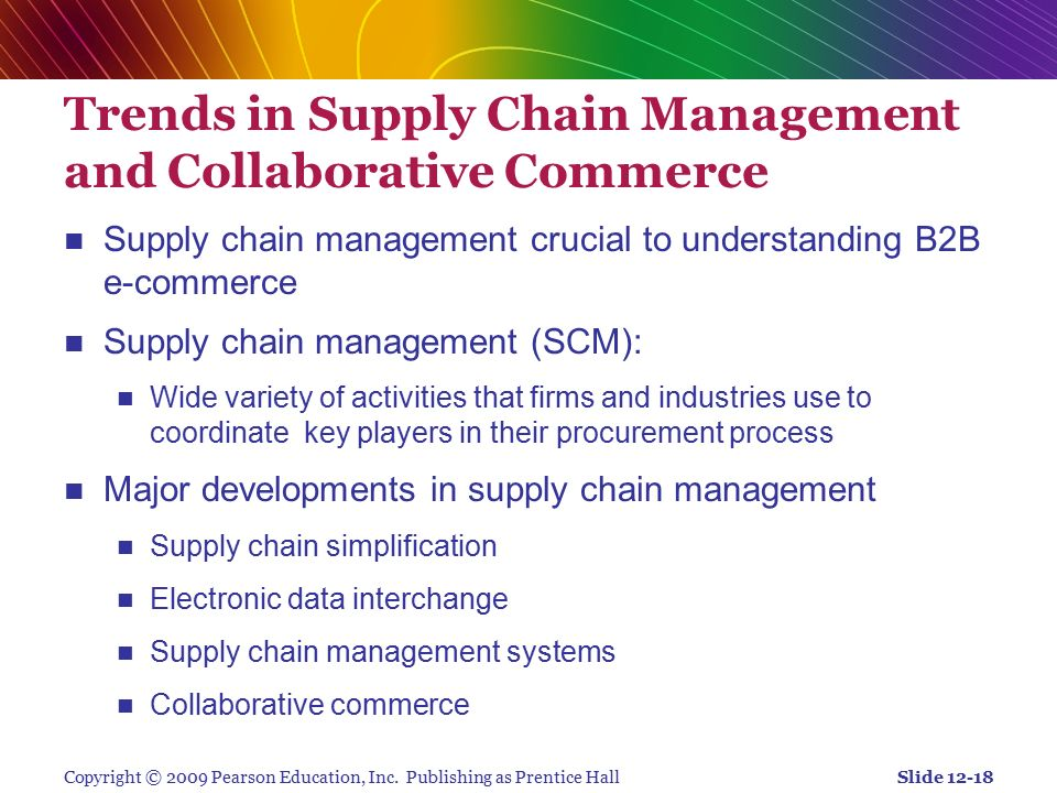 trends in procurement scm With the emergence of disruptive supply chain technologies like ai, supply chain leaders must determine the implications of those trends to enable the prescriptive analytics can improve decision making in functional areas like supply chain planning, sourcing, and logistics and transportation, and can be.