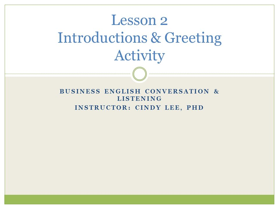Lesson 2 introductions greeting activity ppt video online download lesson 2 introductions greeting activity m4hsunfo