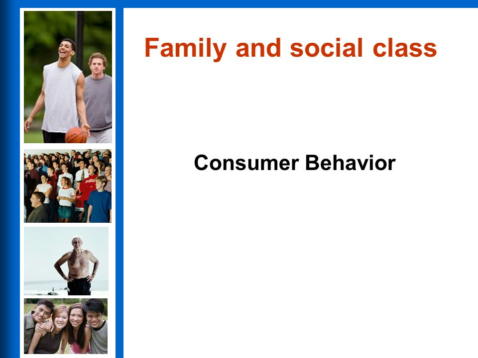 family and social class