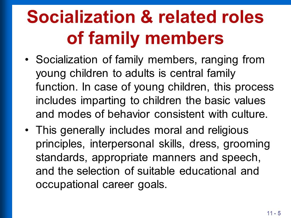 """family role on the socialization process New york: for decades, the consumer-socialization process has  the paper  stresses the importance of understanding the """"processes by."""