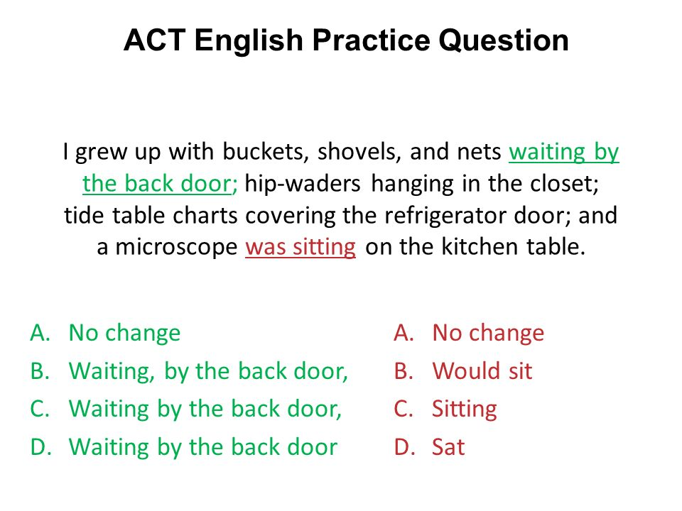 Act sample essay prompts