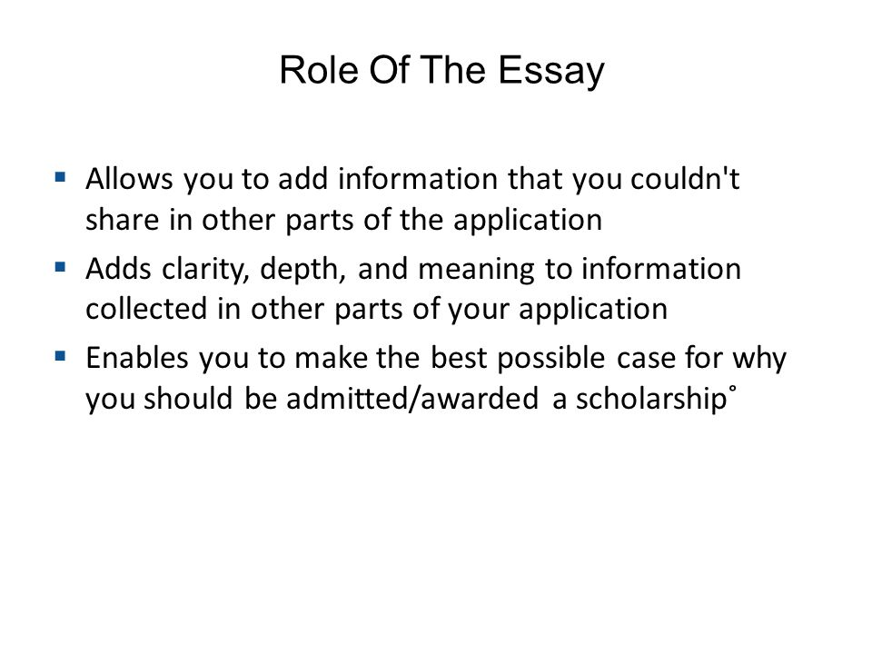 How to Write a College Application Essay: In 3 Easy Steps