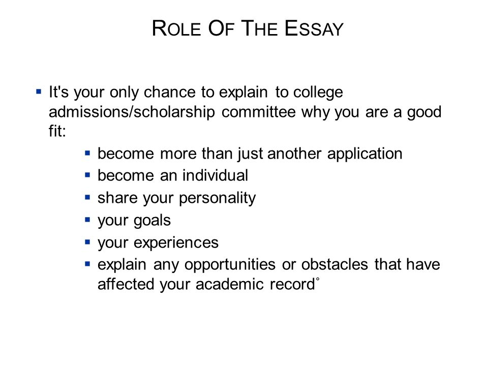 why is bu a good fit for you essay College essay workshop in no more than 250 words, please tell us why bu is a good fit for you and what specifically has led you to apply for admission.