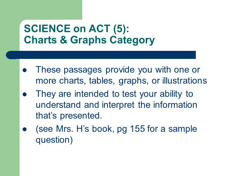 The ACT or the SAT? That is the question! - ppt download