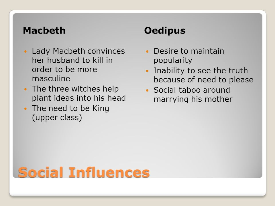 To What Extent Does Oedipus Cause His Own Downfall