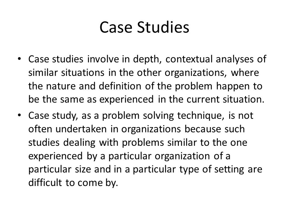 types of case studies used in marketing research To maximize the benefit of marketing research, those who use it need to  understand the  certain people about their experiences, focus groups, and case  studies  there are two basic types of descriptive research: longitudinal studies  and.