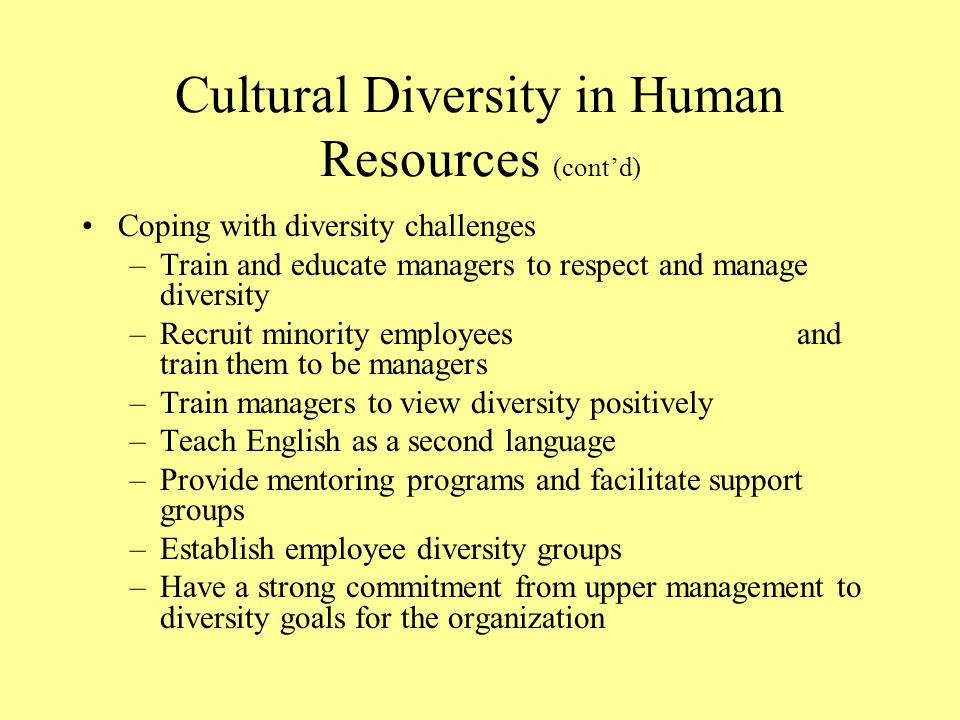 managing labor cultural diversity in Free diversity workplace papers, essays managing cultural diversity in the workplace - cultural the result is a diverse american labor force.