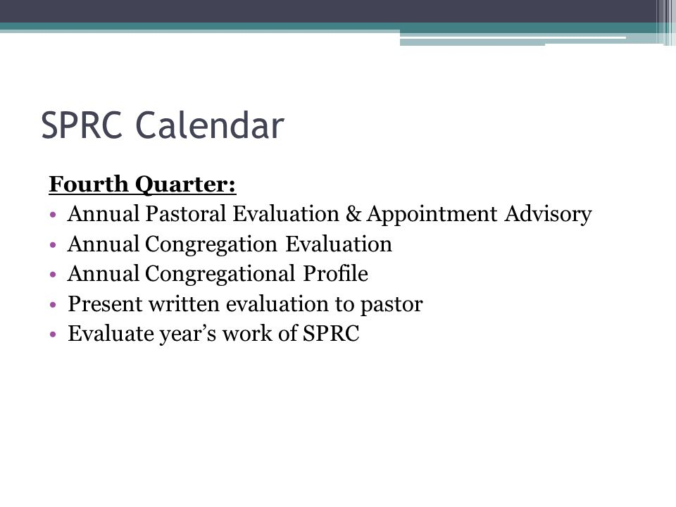 Staff/Pastor-Parish Relations Committee Training - ppt download