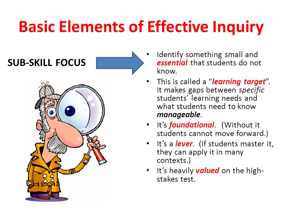 instructional rounds problem of practice