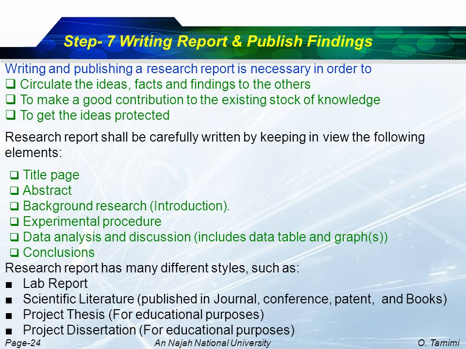 effective writing and publishing scientific papers online